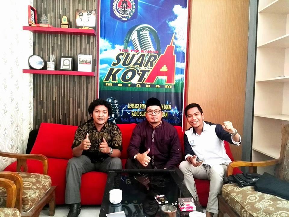 105 FM Suara Mataram