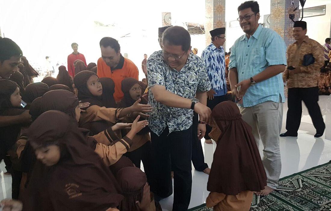 Rudiantara Menkominfo MTS Hasanudin Klungkung