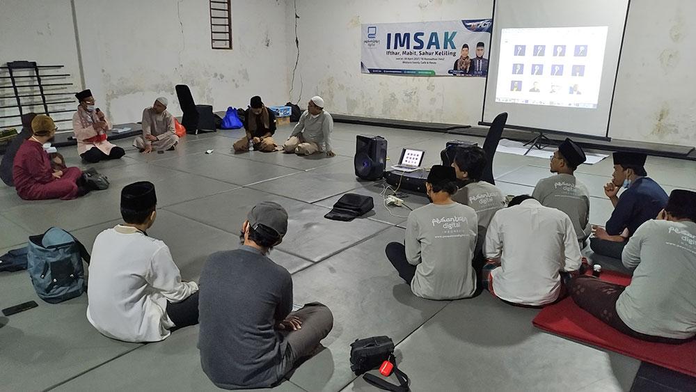 IMSAK Pesantren Digital Indonesia